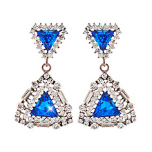 230764 - <ER474-S> [Sold Out Immediately] Swarovski Primadonna earrings