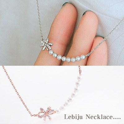 1043854 - <NE254-S> [Sold out] Le Bijou necklace
