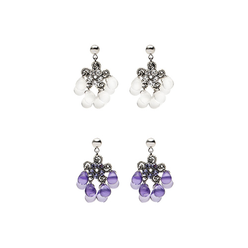 1046808 - <ER1628_CD09> Fake earrings