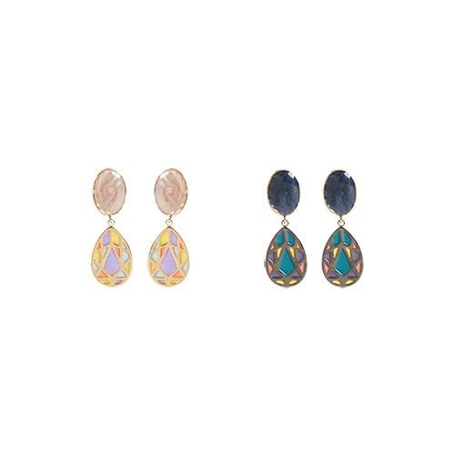 1046929 - <ER1662_CH06> Viewan earrings