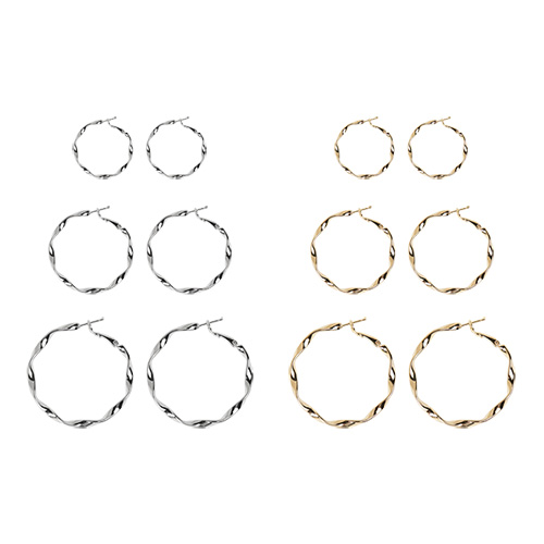 1046861 - <ER1645_CG11> Ribery earrings