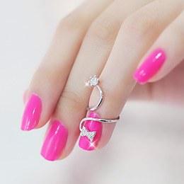 231709 - <RI030-S> [Ver.03] point nail ring