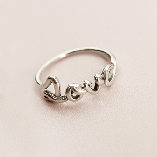 1047114 - <RI799_JG07> [Silver] Eros love ring
