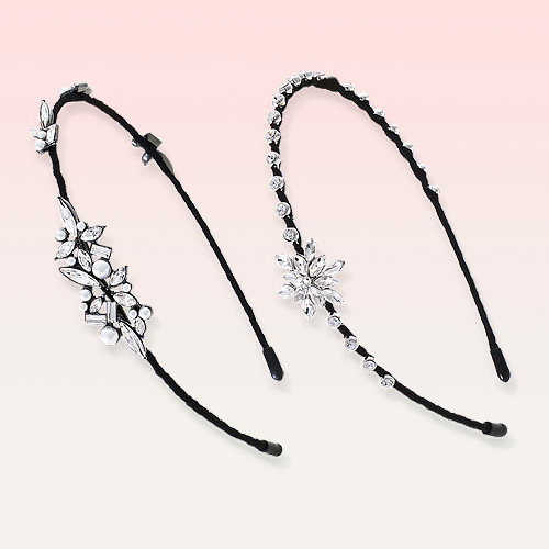 1045751 - <HA539_FA05> Viola cubic hairband