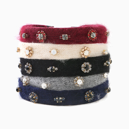 1046385 - <HA549_S> [SOLD OUT imminent] TRIST ANGORA hairband