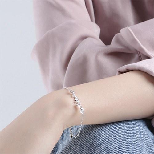1046779 - <BC716_HD06> Clementine cubic bracelet