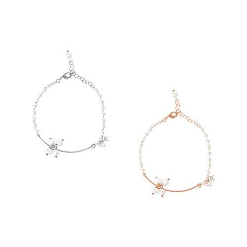 1046913 - <BC732_HF11> Eriel pearl bracelet