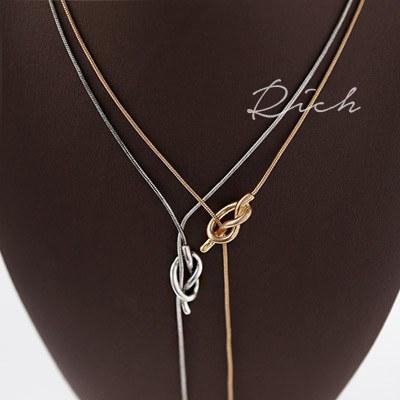 1043849 - <NE252-BC11> rich long necklace