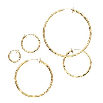 1044205 - <PC186_CG06> [clip type] [5size] Girl crush earrings