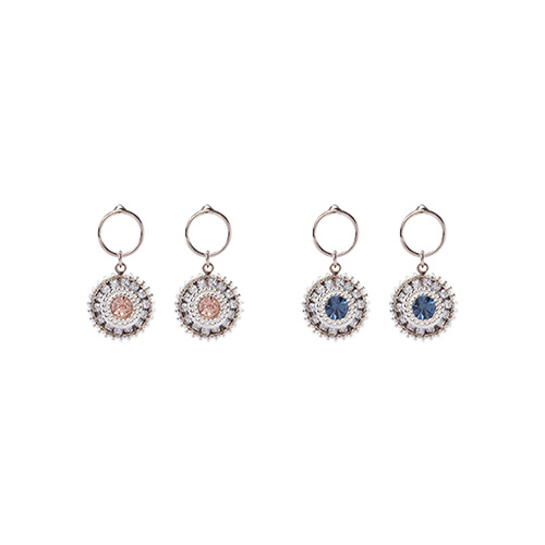 1046532 - <ER1559_GE12> [MBC co-sponsored by hand] [handmade] Fleming earrings