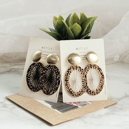 1047075 - <ER1737_DB20> Andra half earrings