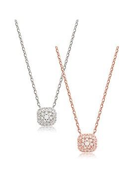 1044039 - <NE276_IG07> roen cubic necklace