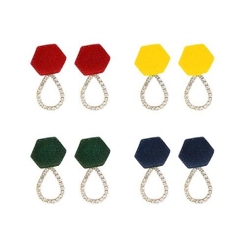 1047225 - Zeania tear earrings