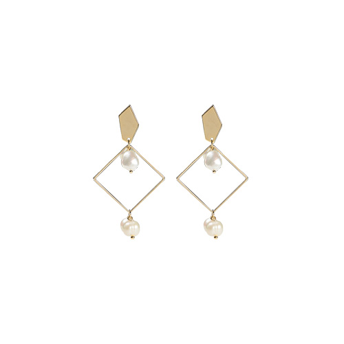 1047258 - Hart square earrings