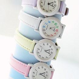 236884 - <WC067-BD10> Casio pastel watches