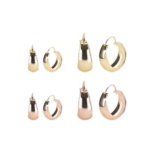1047293 - [Silver [plat earrings