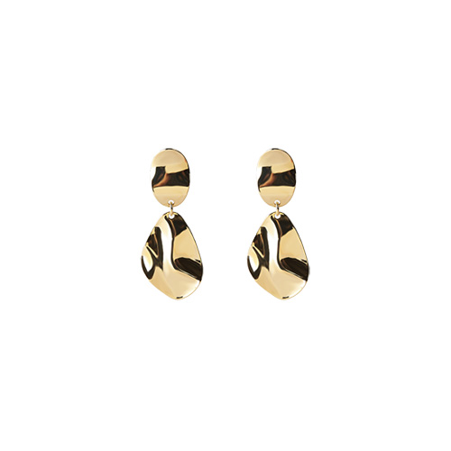 1047340 - <ER1834_CH09> [clip type] Kylie Gold earrings