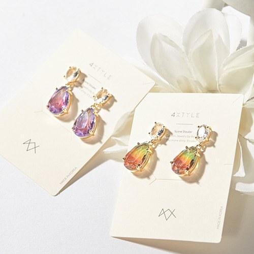 1047350 - <ER1844_DJ06> [clip type] Layla earrings