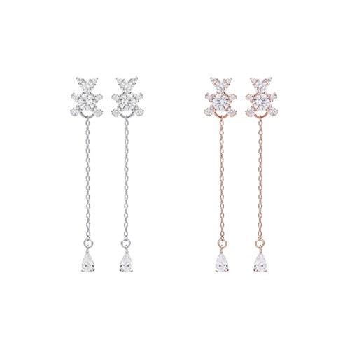 1047398 - <ER1875_DL22> Nakami Bear earrings