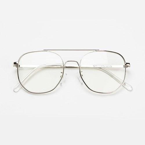 1047411 - <FI126_CA00> ★ ★ glasses wearing silver colors