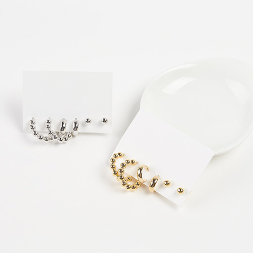 1047412 - <ER1882_CF17> [6Piece 1set] Pauline earrings