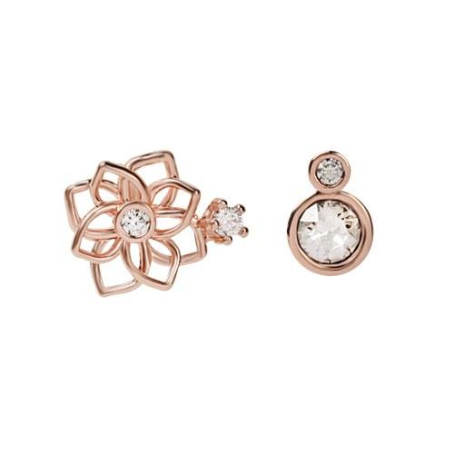 1046746 - <ER1606_IG15> Birth flower and Birthstone Earrings