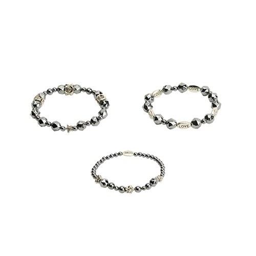 1046796 - <BC719_HA10> [Same day delivery] terahertz symbol bracelet