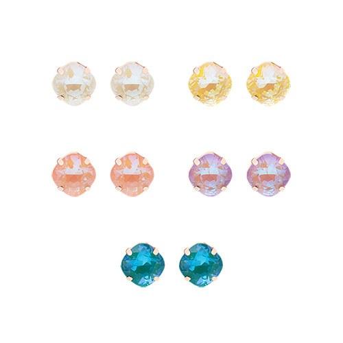 1047532 - <ER1913_DL05> [Swarovski] [clip type] Amel Swarovski earrings