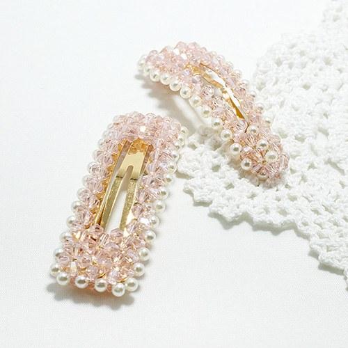 1047562 - <HA657_FB02> Emel pearl hairpin