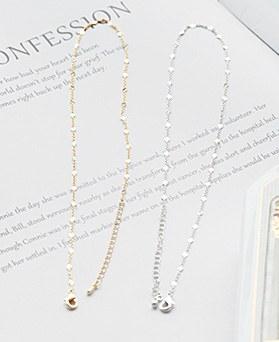 1047633 - <NE529_BC05> More chain necklace