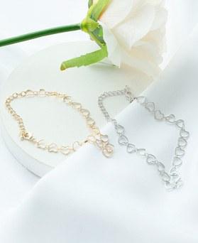 1047687 - <BC762_IC02> Comey heart bracelet