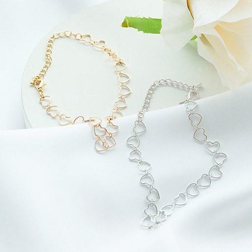 1047687 - <BC762_IC02> Komi heart bracelet