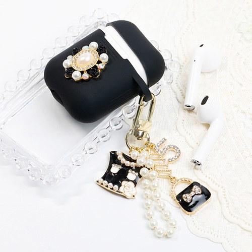 1047721 - <AP0101> [handmade] [keyring + case] Beauty luxury air pot set