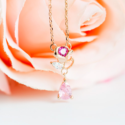1047752 - <NE540_IF09> mari rose necklace