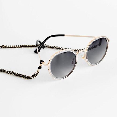 1047901 - <FI151_B> Mary Earth glasses chain