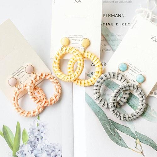 1047941 - <ER1998_CG24> Comaratan earrings