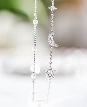1047973 - <BC778_IA02> Scarlett pearl bracelet