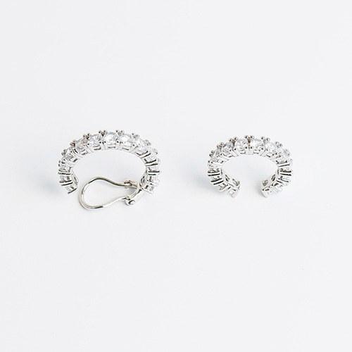 1048151 - <EC127_CA15> shiny bold ear cuff