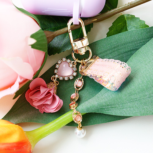 1048215 - <AP0249> [handmade] Amur Bonbon Key Ring