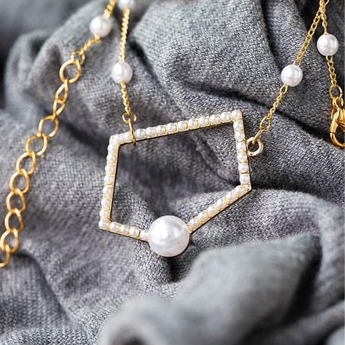 1048282 - <BC794_HC13> Romy pearl bracelet