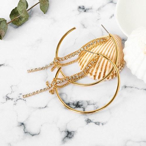 1048354 - <ER2059_CE19> Cristian ring earrings