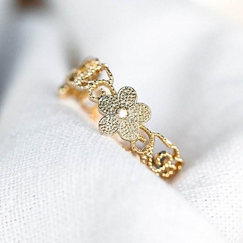1048440 - <RI853_AE01> Marceau Flower ring