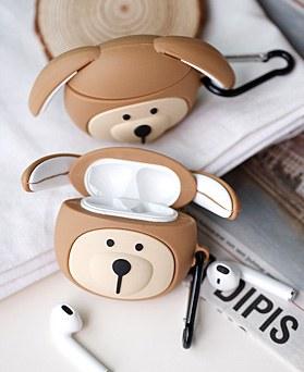 1048526 - <AP0327> puppy bear airpod case