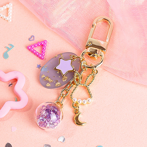 1048539 - <AP0330> [handmade] CL Rabbit Key Ring