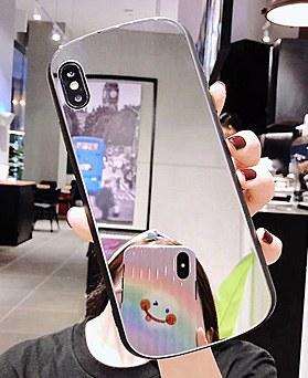 1048545 - Rounding mirror iphone case