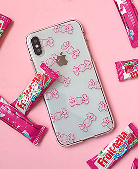 1048600 - Candy fang iphone case