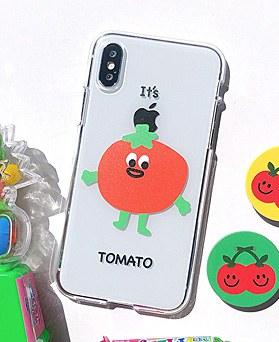 1048651 - <FI223_DM07> Tomato tomato iphone compatible case