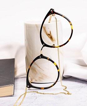 1048672 - <FI236_B> basic slim glasses chain