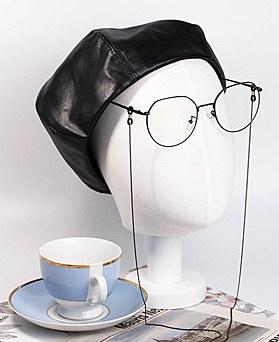 1048684 - <FI238_B> modern slim glasses chain