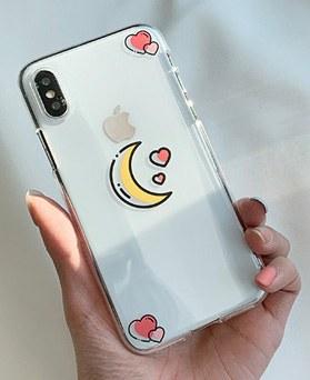 1048697 - <FI244_DM07> Moonlight Love iPhone Compatible Case